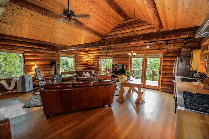 Wady i zalety domów drewnianych
