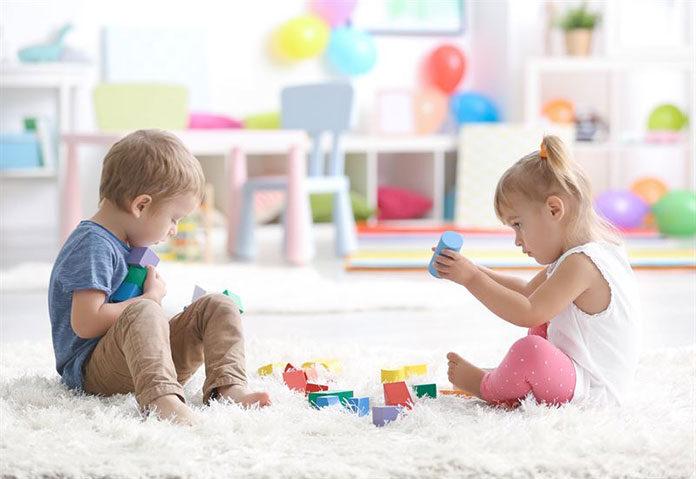 Wykładzina dywanowa dla dzieci